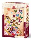 Puzzle Heidi 500 Spring breeze - EREN MALCOK
