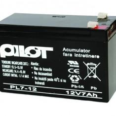 Acumulator PILOT, 7 AH/12V