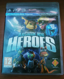 Playstation Move Heroes, Ps3, original, alte sute de titluri