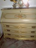 Comoda/secretaire/birou baroc venetian/Louis/shabby, vintage/antic, Mese si seturi de masa, Ludovic, Dupa 1950