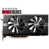 Placa video Nitro+ RADEON RX590, 8GB, GDDR5, PCI-Express 3.0, 256 bit, Sapphire