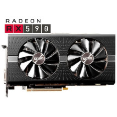 Placa video Nitro+ RADEON RX590, 8GB, GDDR5, PCI-Express 3.0, 256 bit