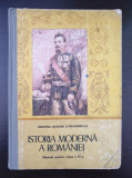 ISTORIA MODERNA A ROMANIEI. MANUAL PENTRU CLASA A IX-A - E. Hurezeanu