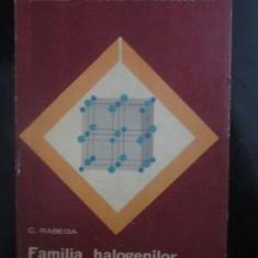 Familia halogenilor- C. Rabega