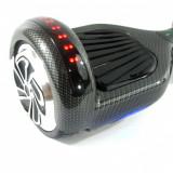 Hoverboard 6.5 inch Negru Carbon