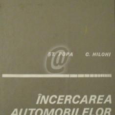 Incercarea automobilelor (Editia a II-a)