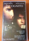 INCOGNITO   - FILM CASETA VIDEO VHS