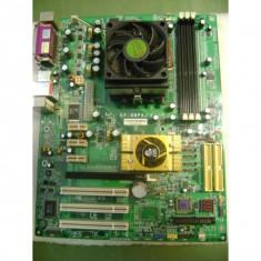 Kit Placa baza EPoX EP-9NPAJ si Procesor Amd Athlon 2800+ , 1.8 Ghz
