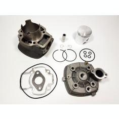 Kit Cilindru Set Motor + CHIULOASA Scuter Derbi GP 1 80cc 4 colturi APA