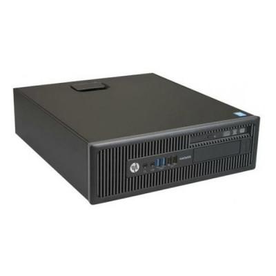 Calculator HP EliteDesk 800 G1 Desktop, Intel Core i5 4570S 2.9 GHz, 8 GB DDR3, 128 GB SSD NOU, DVDRW, Windows 10 Home, 3 Ani Garantie foto