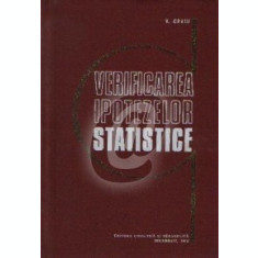 Verificarea ipotezelor statistice