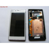 Display lcd cu touchscreen sony xperia m2 dual alb original