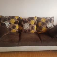 Vand canapea extensibila + fotoliu