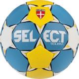 Minge handbal Select  SOLERA albastru-galben n. 3