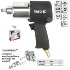 Pistol pneumatic 540Nm, YATO YT-0952