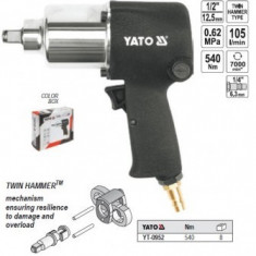 Pistol pneumatic 540Nm, YATO YT-0952