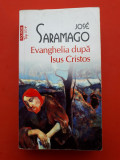 EVANGHELIA DUPA ISUS CRISTOS × Jose Saramago