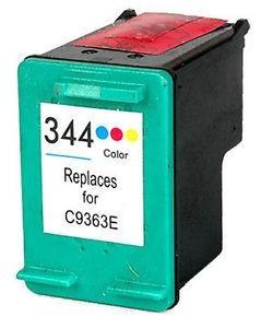 Cartus HP 344 C9363EE color compatibil foto