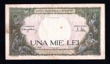 ROMANIA ->  1000 LEI 1943 + MAI 1944 + OCTOMBRIE 1944