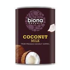 Lapte de Cocos Bio Biona 400ml Cod: 5032722304413