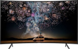 Televizor Samsung LED Smart TV Curbat 55RU7372 139cm Ultra HD 4K Black