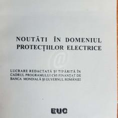 Noutati in domeniul protectiilor electrice