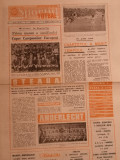 Ziar SPORTUL - Supliment FOTBAL (28.03.1986) STEAUA Bucuresti