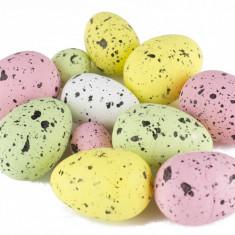 Set oua mix culori pestrite
