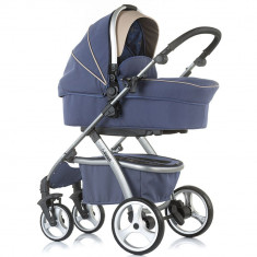 Carucior Chipolino Up & Down 3 in 1 marine blue