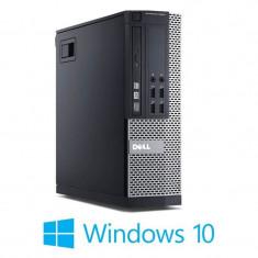 Calculatoare Refurbished Dell OptiPlex 9020 SFF, Quad Core i5-4570, Win 10 Home