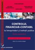 Cumpara ieftin Controlul financiar-contabil la intreprinderi si institutii publice. Teorie si practica