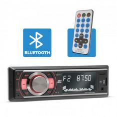 Radio/Player auto MP3, bluetooth, pendrive, card MicroSD, 1 DIN, putere 4 x 40 W M.N.C Gorilla