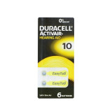 Bateri Auditive Duracell PR10