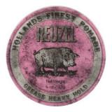 Reuzel Pink Pomade Pink Pomade pomadă de păr pentru fixare puternică 113 ml