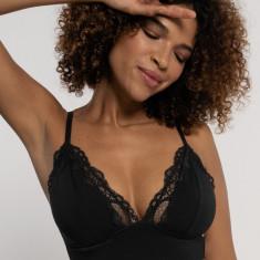 Sutien Corinne black Bralette