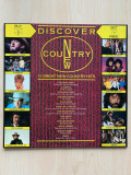 Discover New Country 1986, disc vinil compilatie