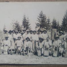 Lucratori in mina din Romania// fotografie, perioada interbelica