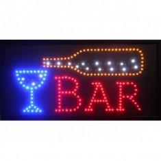 Reclama luminoasa Led Bar cu animatie
