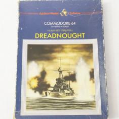 Joc Commodore 64 Dreadnought la cutie cu manual caseta audio