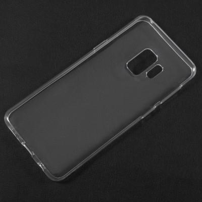 Husa silicon ultraslim Samsung S9 foto