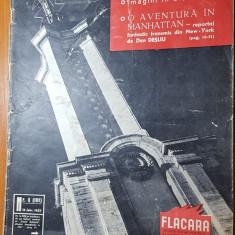 flacara 15 februarie 1957-teatrul secuiesc,sambra oilor,tara oasului,ciclistii