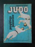 ANTON MURARU - JUDO. PREGATIREA JUNIORILOR