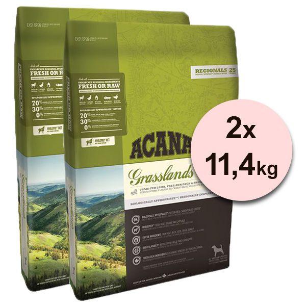 ACANA Regionals Grasslands 2 x 11,4kg