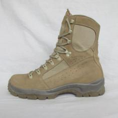 Bocanci/cizme tura/armata/lupta MEINDL Desert Fox, marime 44.5 EU (29 cm)