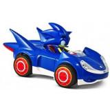 Sonic & All-Stars Racing Transformed Pullback Car Sonic 14 cm