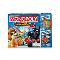 Joc Monopoly Junior Banca Electronica Limba Romana