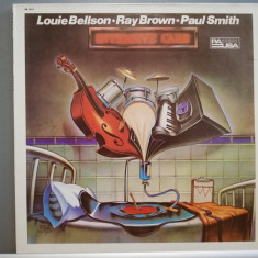 Louie Bellson/Ray Brown/Paul Smith – Intensive Care (1978/Pausa/Italy)- Vinil(M)