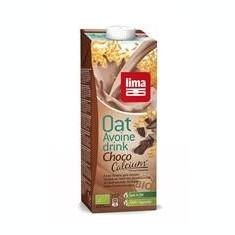 Lapte de Ovaz cu Ciocolata si Calciu Bio Lima 1L Cod: 5411788044837