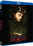 Coarne / Horns - BLU-RAY Mania Film