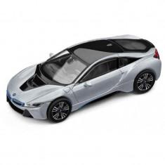 Miniatura BMW i8 Ionic Silver 1:18